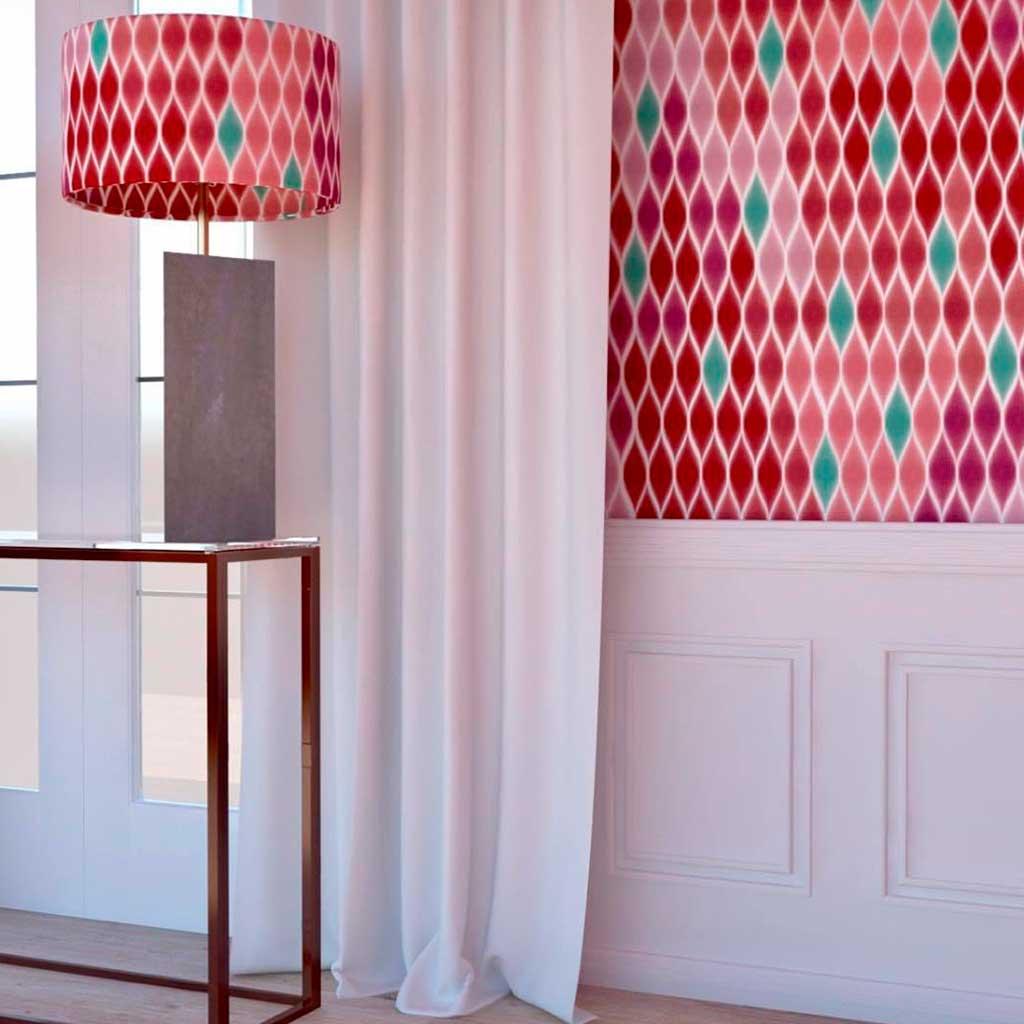 Decoración de interiores con lámparas de diseño