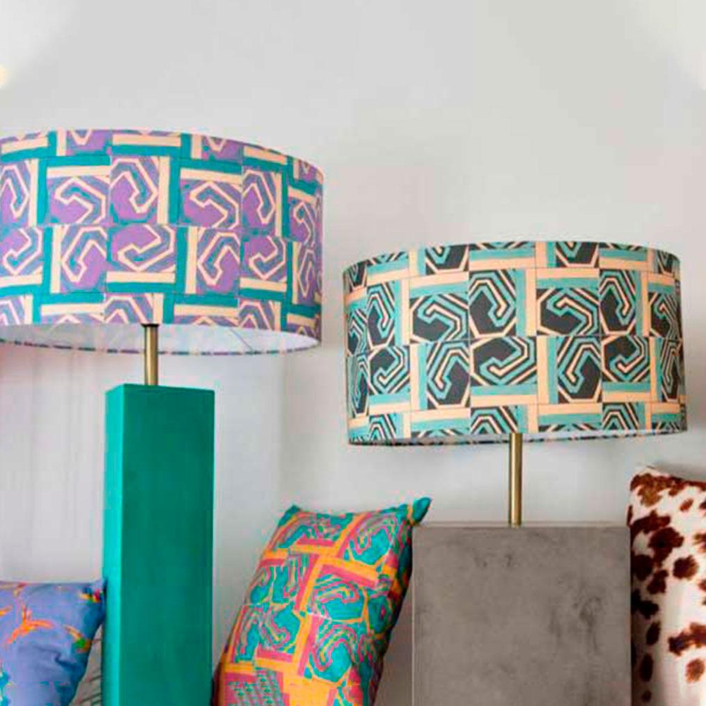 Lámparas de diseño como complemento